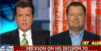 Neil Cavuto Reads Erick Erickson's Sexist Tweets On Air