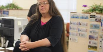 Kim Davis May Be The New Donald Trump