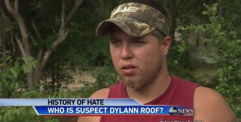 Friend Of Alleged South Carolina Church Shooter Dylann Roof Arrested By FBI