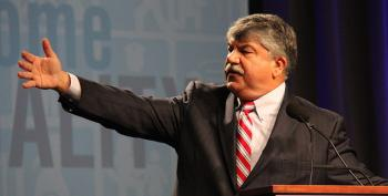 Rich Trumka Urges Clinton To Reject Trans Pacific Trade Agreement