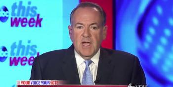 Stephanopoulos Grills Huckabee Over Cries Of Judicial Tyranny