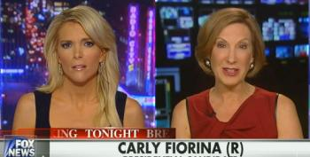 Fox & Friends Helps Trump Pretend He Wasn't Mocking Carly Fiorina's Looks
