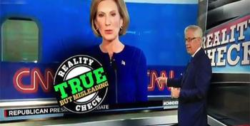 CNN's Horrific Fact Checking Segment On Carly Fiorina's Planned Parenthood Claims