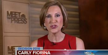 Mother Of Stillborn Child In Video Allows Carly Fiorina To Keep Lying About It