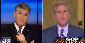 Kevin McCarthy Admits Benghazi Was All About Doing Political Harm To Hillary Clinton