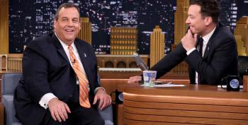 Jimmy Fallon To Christie: I Thought 'Yelling' Would Be Your Thing, Not Trump's (VIDEO)