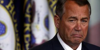 Boehner Steps Down -- Funny, I Don't See Stalin's Name Being Invoked