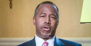 Ben Carson: People Are Just 'Trying To Be Politically Correct' By Helping Syrian Refugees