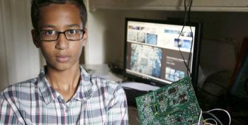 High School Nerd Is Arrested For Project That Looked 'Like A Bomb'