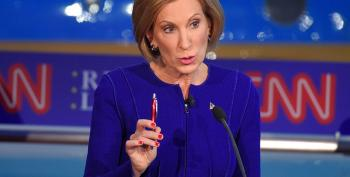 'Fiorina: From Secretary To CEO'? Yeah, Sure!