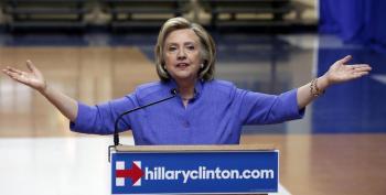 Hillary Clinton Takes On GOP, Scott Walker In Speech To Wisconsin Voters