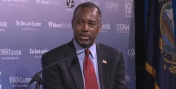 Jewish Group Condemns Carson's Anti-Muslim Remarks