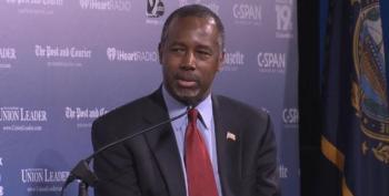 Jewish Group Condemns Carson's Anti-Muslim Remarks