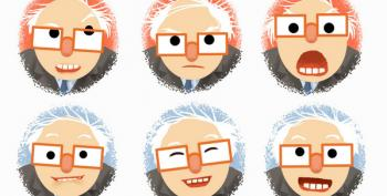 Open Thread - Berniemojis!
