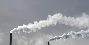 China Plans Carbon Cap-And-Trade