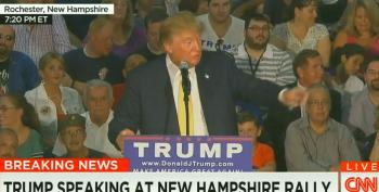 Trump Fails To Correct Birther Who Wants To 'Get Rid' Of Muslims