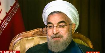 Iranian President Expertly Trolls GOP Candidates: 'People Of Iran See Them As A Form Of Entertainment'
