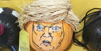 Open Thread - Don't Wait For The Great Trumpkin