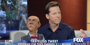 Ventriloquist Jeff Dunham Isn't A Fan Of Liberal Hollywood