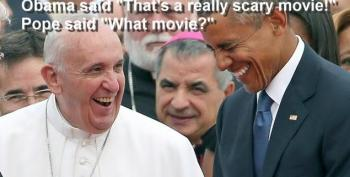 Open Thread - Best Pope Joke Of The Day