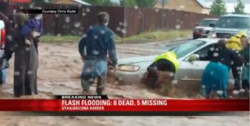 Flood Warnings Missed By FLDS, 8 Mothers And Children Dead