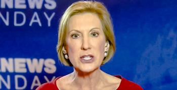 Carly Fiorina 'Dares' Planned Parenthood Supporters To Watch Her Imaginary Fetus Video