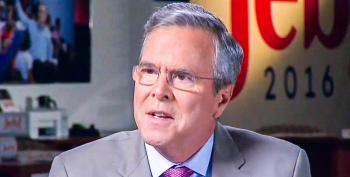 'That's Just The Way It Is': Jeb Bush Explains Why 1 Percent Benefit Most From His Tax Plan