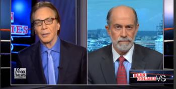 Crazy Frank Gaffney Defends Ben Carson's Islamophobia