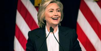 Clinton Calls Walker 'A Tool Of The Koch Brothers'