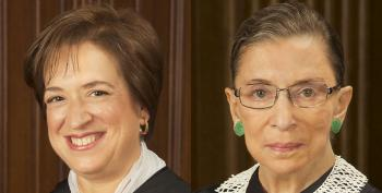 Conservative Radio Host: Kagan, Ginsburg Should Have Been Recused Because They're 'Liberal Jews'