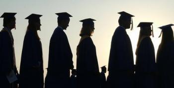 New Data Reveals Stark Gaps In Graduation Rates Between Poor And Wealthy Students