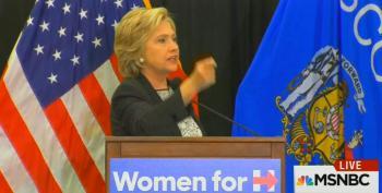 DOJ Exonerates Clinton's Handling Of Email But Few Report It