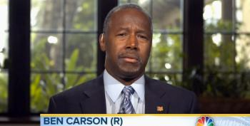 Ben Carson: 'I Would Not Advocate That We Put A Muslim In Charge Of This Nation'