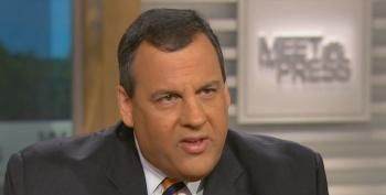 Chris Christie Freaks At Chuck Todd On New Bridgegate Revelations