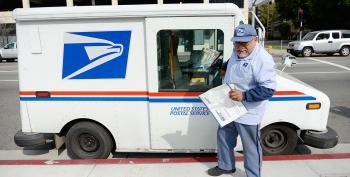 Another Attack On Our Postal Service