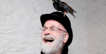 Terry Pratchett's Final Novel Gets 5-star Reviews