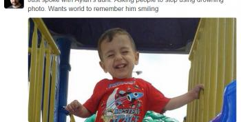 Open Thread - Remember Him Smiling