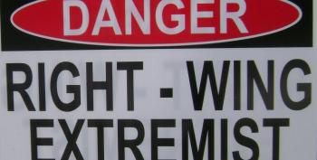 Far Right Extremists Won't Be Satisfied Until They've Burned The Country To The Ground