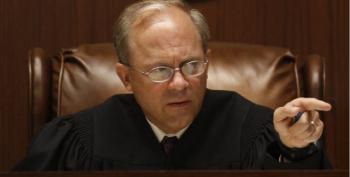 Tennessee Judge Refuses Divorce Because Of Same-Sex Marriage