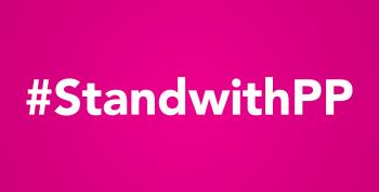 Sign The Petition, Stand With Planned Parenthood