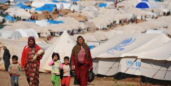 Iceland's Citizens Pressure Government To Take More Syrian Refugees