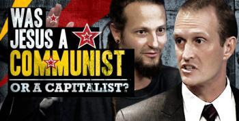 Fox Yakker: 'Jesus Was A Capitalist!'