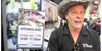 Ted Nugent Supports Donald Trump: He Can Save Us