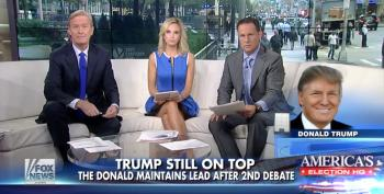 Trump Goes To Fox And Friends To Defend Anti-Muslim Remarks