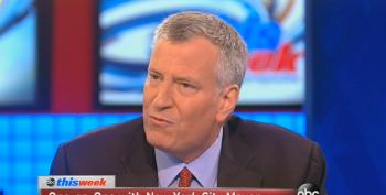 NYC Mayor De Blasio: Rubio Needs To Reread His Bible
