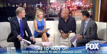 Tabloid TV's Steve Wilkos Laments PC Language