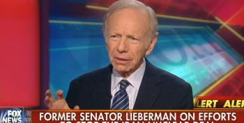 Joe Lieberman: Iran Deal Supporters 'Absolutely' May End Up With Blood On Their Hands