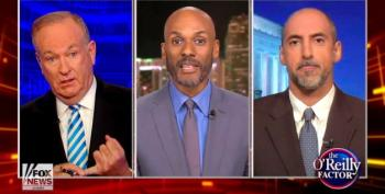 O'Reilly Cuts The Mic Of Guest Defending #BlackLivesMatter