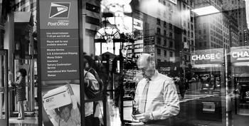 Sanders Pushes Postal Banking