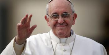 Pope Francis Met With Gay Couple In D.C., Too